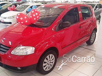 Volkswagen FOX CITY 1.0 4P