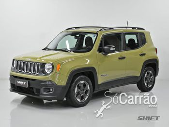 JEEP RENEGADE SPORT 1.8 16V
