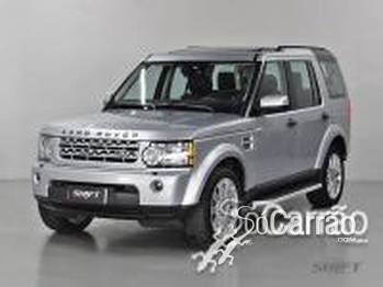 Land Rover DISCOVERY 4 HSE 5.0 V8