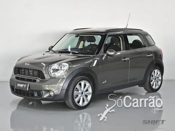 Mini COOPER COUNTRYMAN S ALL4 1.6 16v 4P