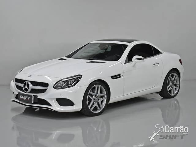 Mercedes SLC 300 2.0 TURBO 245c