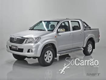 Toyota HILUX SR 4X2 AUTOMATICA