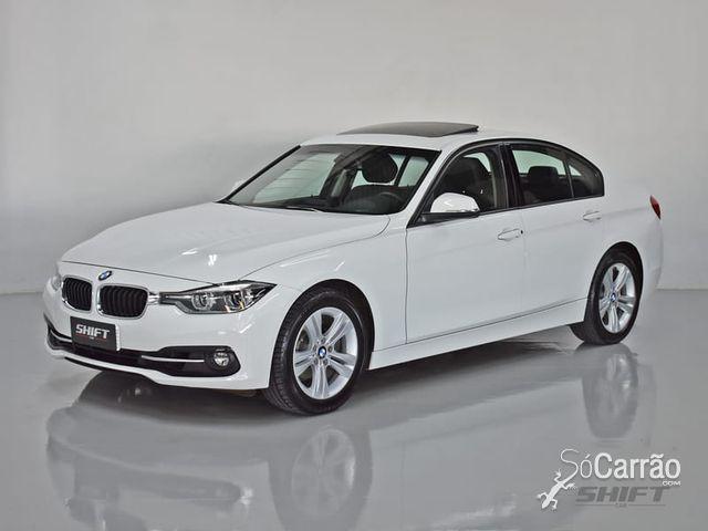 BMW 320 I 2.0 SPORT GP 16V TURBO