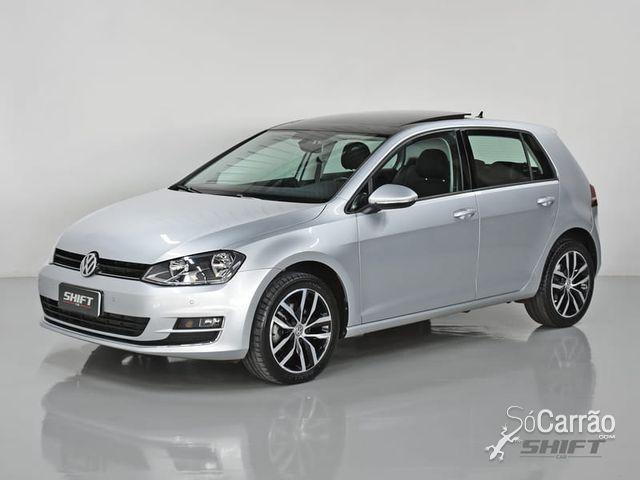 Volkswagen GOLF 1.4 TSI HIGHLINE 16V AUTOMÁTICO