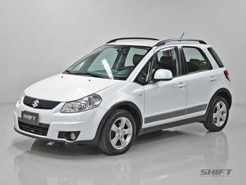 Suzuki sx4 awd 2.0 16V AT
