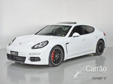 Porsche PANAMERA - panamera S 3.0 V6 BI-TB PDK