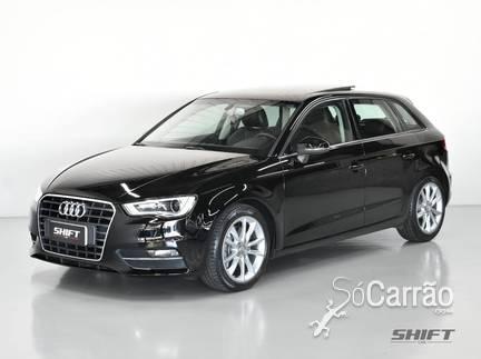 Audi A3 SPORTBACK - a3 sportback AMBITION 1.8 16V TFSI S TRONIC