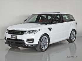 Land Rover RANGE ROVER SPORT - range rover sport AUTOBIOGRAPHY 4X4 5.0 S/C V8