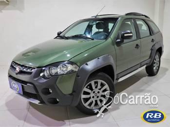 Fiat palio weekend ADVENTURE 1.8 16V