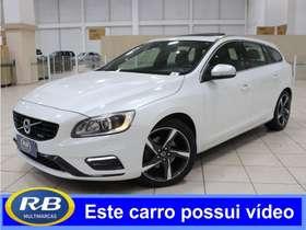 Volvo V60 - v60 R-DESIGN COMFORT T5 FWD 4X2 2.0 TB AT