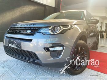 Land Rover discovery sport SE 2.0 TB-Si4