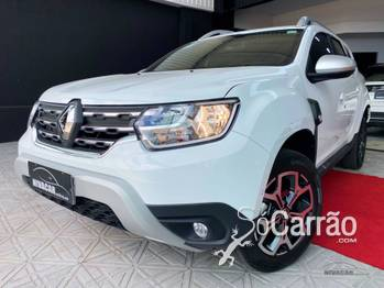 Renault duster ICONIC 1.6 16V SCe CVT X-TRONIC
