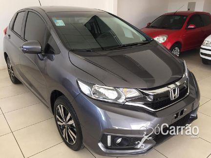 Honda FIT - FIT EX 1.5 16V MT