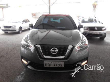 Nissan KICKS - kicks SV LIMITED 1.6 16V CVT