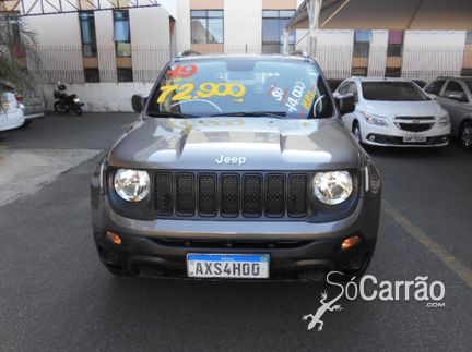 JEEP RENEGADE - renegade SPORT 1.8 16V AT6