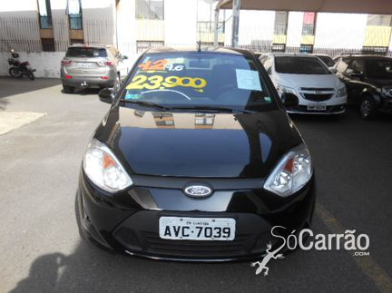 Ford FIESTA SEDAN - fiesta sedan (Pulse/Class/Seguranca) 1.6 8V