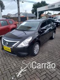 Nissan VERSA 1.0 MT