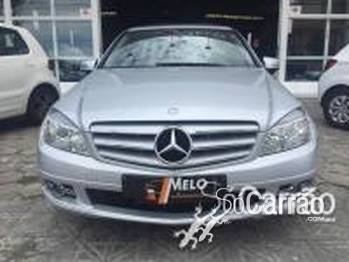 Mercedes C200 CGI AVANTGARDE COM KIT AMG