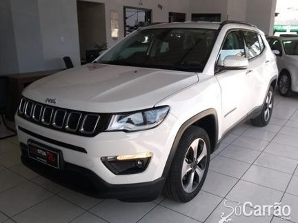 JEEP COMPASS - COMPASS LONGITUDE 4X4 2.0 TB AT9 DIES