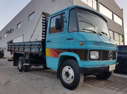 Mercedes 708 - MB 708