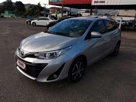 Toyota YARIS HATCH - yaris hatch YARIS HATCH XLS 1.5 16V CVT