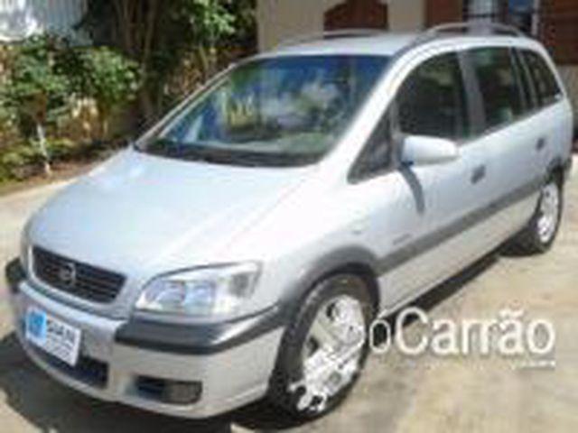 Gm Chevrolet Zafira Confort 2005 Scarro 3698601