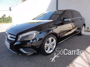 Mercedes A200 1.6 TURBO URBAN AUTOMATICO