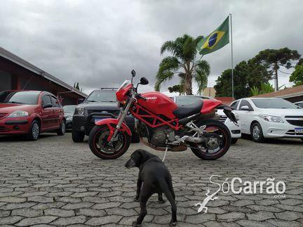 Ducati Monster - MONSTER 1000