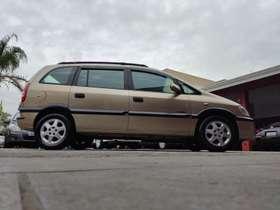 GM - Chevrolet ZAFIRA - zafira COMFORT 2.0 8V FLEXPOWER