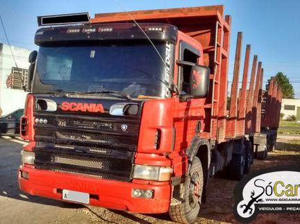 Scania R 124 - r 124 R124 G360 6X4