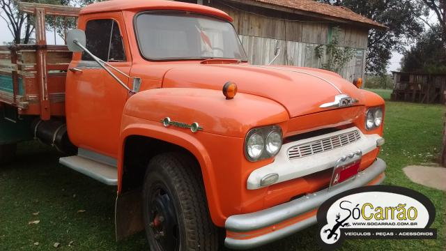 Chevrolet D60 CARROCERIA