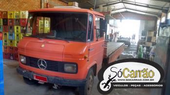 Mercedes MB 608 CARROCERIA
