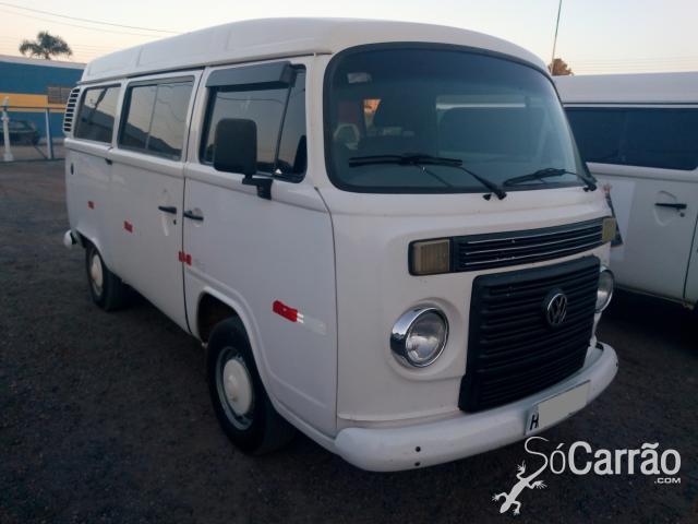 Volkswagen KOMBI LOTACAO