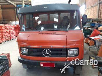 Mercedes MB 608 BAU