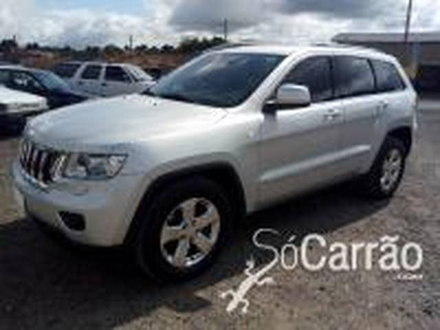 JEEP GRAND CHEROKEE LIMITED 3.6 4X4 V6 AUTOMATICA