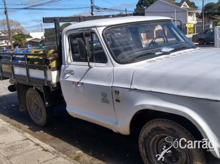 GM - Chevrolet D10 - d10 CS CUSTOM S 4X2 4.0