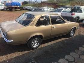 GM - Chevrolet CHEVETTE SEDAN - chevette sedan CHEVETTE SEDAN L 1.6