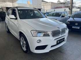 BMW X3 - x3 NAC. xDrive35i M SPORT 4X4 3.0 TB 24V