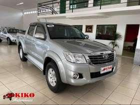 Toyota HILUX CD - hilux cd SRV 4X4 2.7 16V AT
