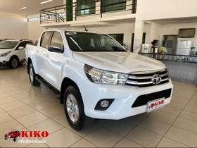 Toyota HILUX CD - hilux cd SRV 4X4 2.8 TB AT
