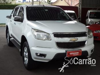 GM - Chevrolet Pick-Up LS 2.8 TDI 4x4 CD Dies.
