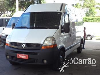 Renault 2.5 dCi Furg. Medio/LongoTA