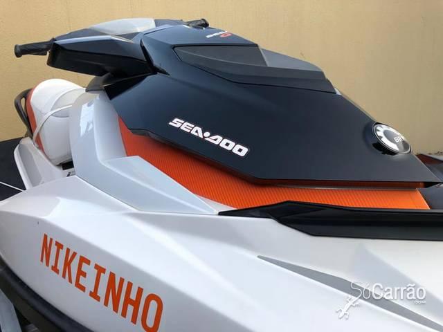 SEA DOO JET SKI GTI 130HP 1500CC
