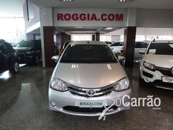 Toyota ETIOS SEDAN PLUS AUTOMATICO