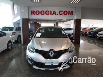 Renault captur INTENSE 2.0 16V AT