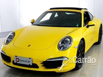 Porsche Carrera S Coupe 3.8 24V