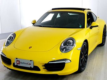 Porsche Carrera S Coupe 3.8 24V