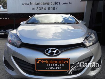 Hyundai HB20S - hb20s COMFORT PLUS 1.6 16V AT