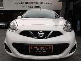 Nissan MARCH - march S 1.0 12V FLEXSTART