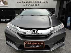Honda CITY - city LX 1.5 16V AT
